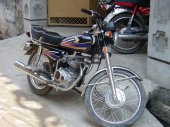 2000 Atlas Honda CG 125 - Millenium Power
