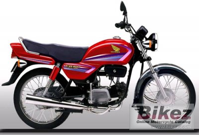 2011 Atlas Honda CD 100 photo