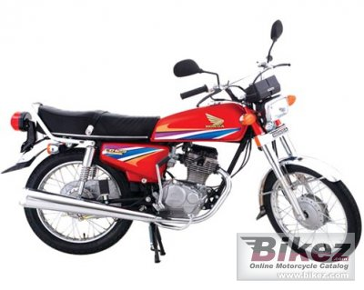 2011 Atlas Honda CG 125 photo