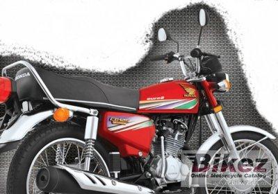 2012 Atlas Honda CG125
