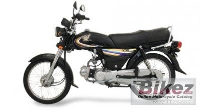 2014 Atlas Honda CD 70