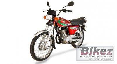 2014 Atlas Honda CG 125