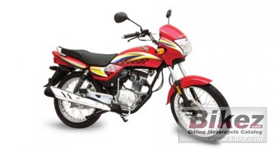 2014 Atlas Honda Deluxe 125 photo