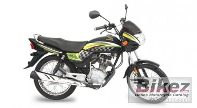2014 Atlas Honda Deluxe 125