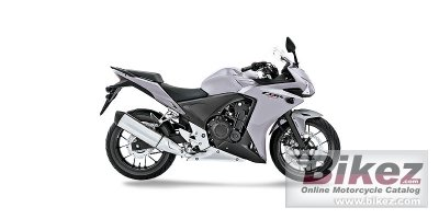 2014 Atlas Honda CBR500 photo