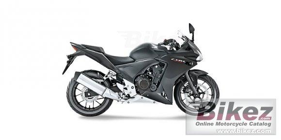 2014 Atlas Honda CBR500