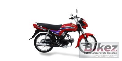 2014 Atlas Honda CD Dream 70