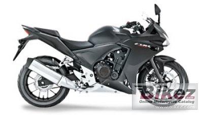 2015 Atlas Honda CBR500