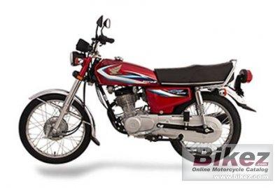 2015 Atlas Honda CG 125