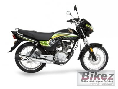 2015 Atlas Honda Deluxe 125 Specifications And Pictures