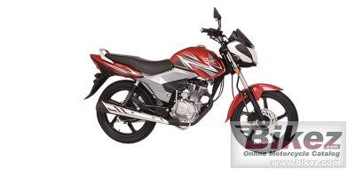 2020 Atlas Honda CB125F