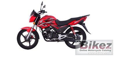 2020 Atlas Honda CB150F