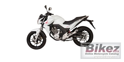 2020 Atlas Honda CB250F