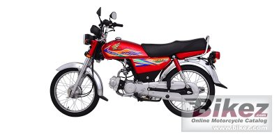 2020 Atlas Honda CD 70