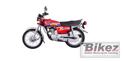 2020 Atlas Honda CG 125 Self