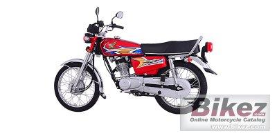 2020 Atlas Honda CG 125