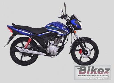 2021 Atlas Honda CB125F