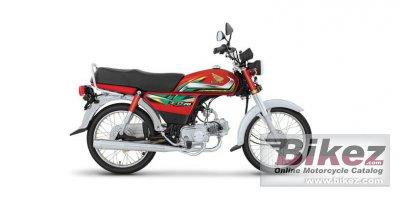 2021 Atlas Honda CD 70