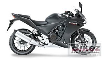 Atlas Honda CBR 500