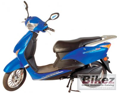 2011 Avon E-Scoot