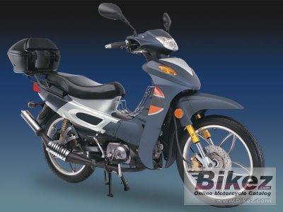 2009 Azel Sweet 125cc