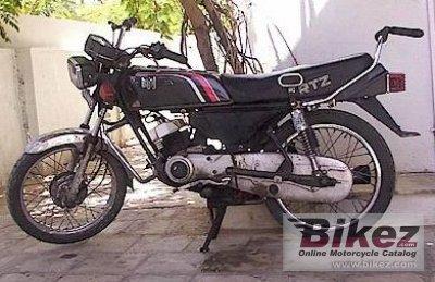 1998 Bajaj KB 125