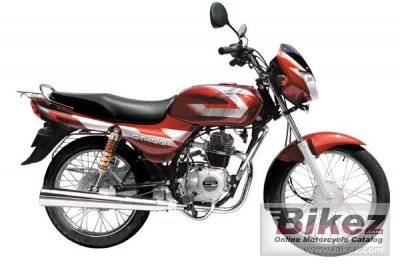 2006 Bajaj CT 100 photo