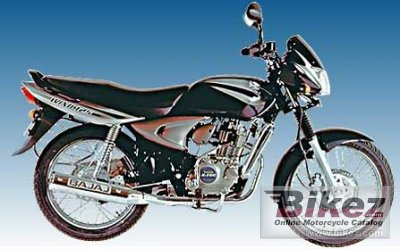 2006 Bajaj Wind 125 photo