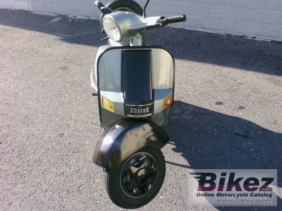 2006 Bajaj Chetak photo