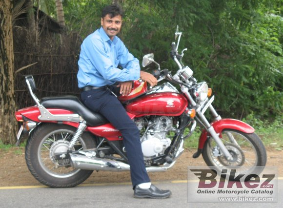 2007 Bajaj Avenger 180 DTS-i photo