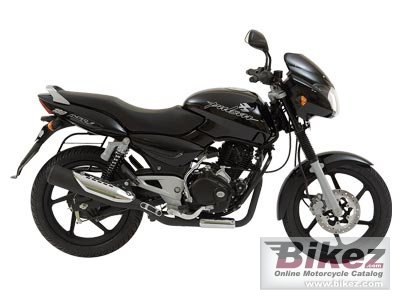 2007 Bajaj Pulsar 150 DTS-i specifications and pictures