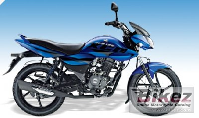 2009 Bajaj XCD 125 DTS-Si photo