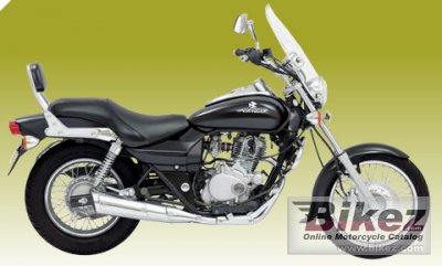 2009 Bajaj Avenger DTS-i photo