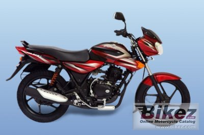 2009 Bajaj Discover DTS-i 135