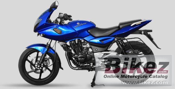 Big Bajaj pulsar 220 dts-i picture and wallpaper from Bikez.com
