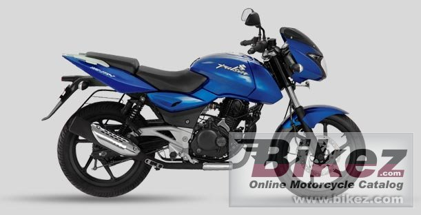 Big Bajaj pulsar 180 dts-i picture and wallpaper from Bikez.com