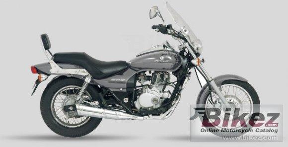 2011 Bajaj Avenger 220