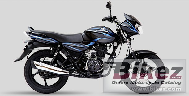 Big Bajaj discover 150 picture and wallpaper from Bikez.com