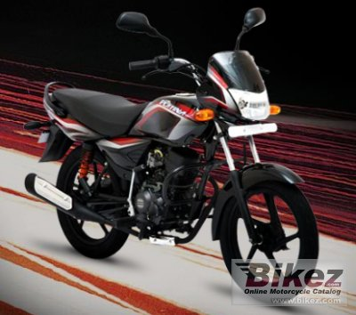 2011 Bajaj Platina 125 Dumdar Sawari photo