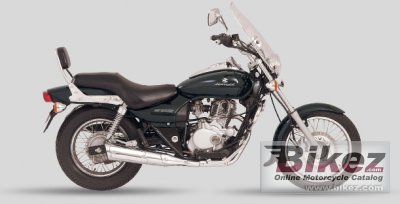 2014 Bajaj Avenger 220 DTS-i photo