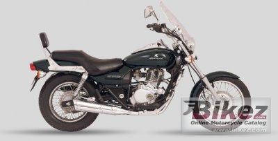 2014 Bajaj Avenger 220 DTS-i