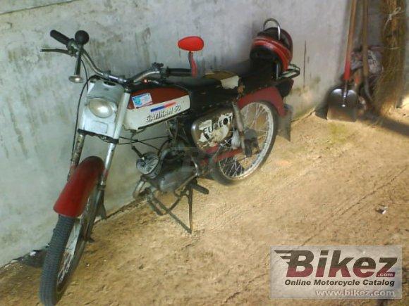 1970 Balkan MK50 2JU25