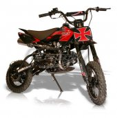 2009 BamX BX125-DB1 Enforcer photo