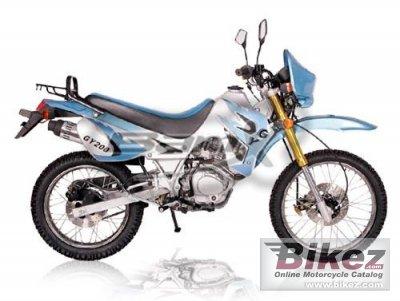 2009 BamX BX200-DB Outback
