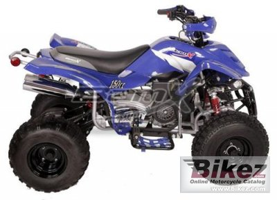 2010 BamX BX150-S Charger photo