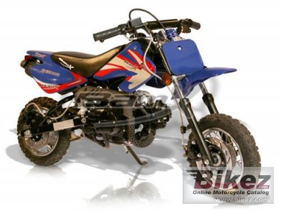 2010 BamX BX50-DB Pee Wee photo