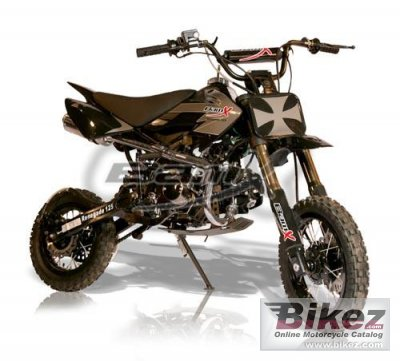 2010 BamX BX125 DB2 Renegade photo