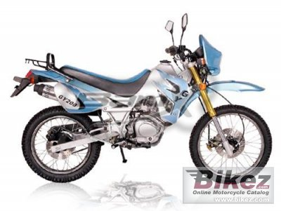 2010 BamX BX200-DB Outback