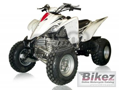 2010 BamX BX350-S Assault