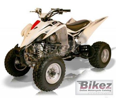 2010 BamX BX400-S Assault